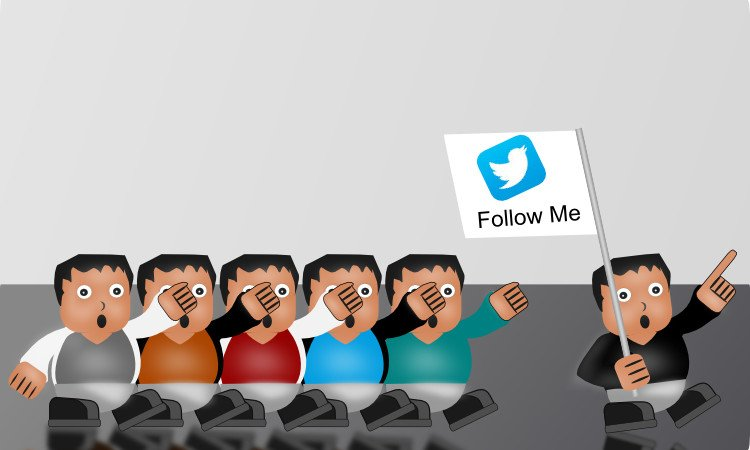 7 Steps Get New Twitter Followers Fast