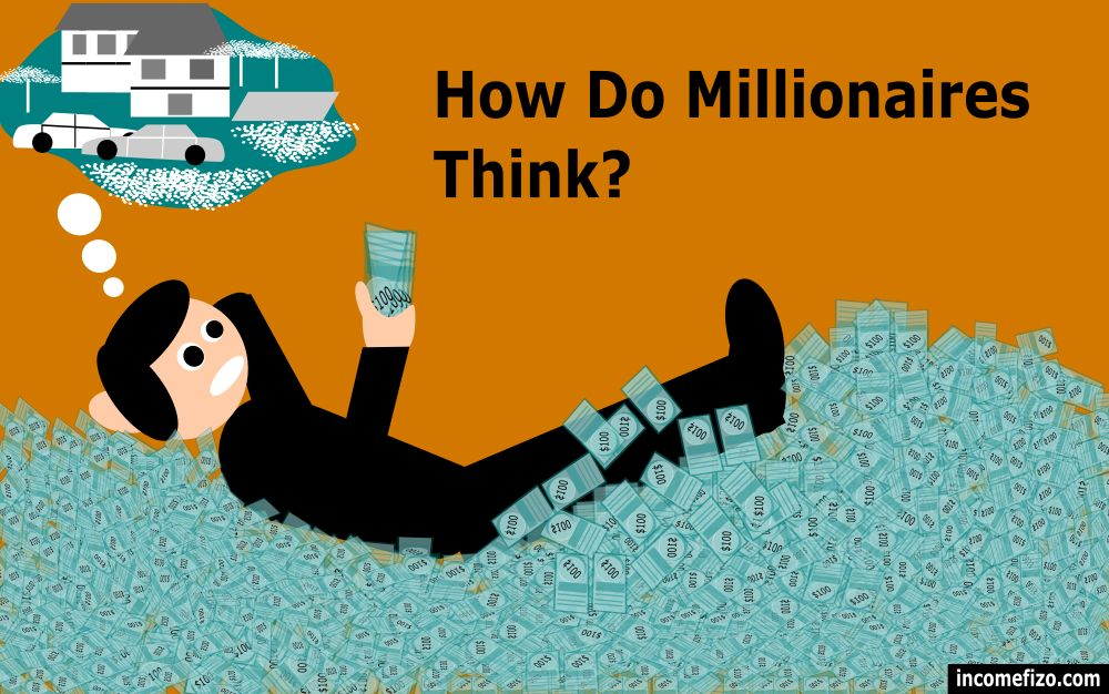 what do millionaires do