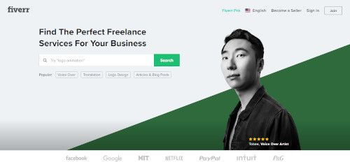 fiverr jig job sites